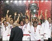 Милан Ювентус Шампионска лига финал 2003